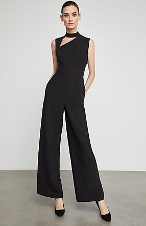 BCBGeneration Asymmetric Cutout Jumpsuit