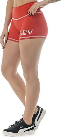 Shatark Shorts Color - Vermelho (G)