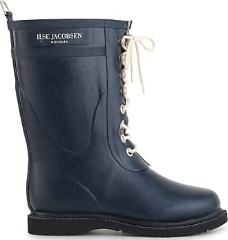 Ilse Jacobsen Isle Jacobsen Rubber, Womens Wellington Boots, Blue (Dark Indigo), 6.5 UK (39 EU)