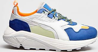 Rabaini Diadora - Sneakers Rave Nylo - Bluette