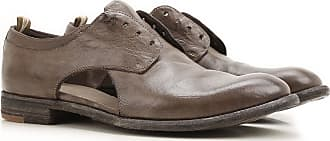 Officine Creative Womens Shoes On Sale in Outlet, Grey, Leather, 2017, 6