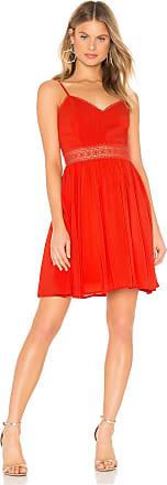 BB Dakota JACK by BB Dakota Bells & Whistles Dress in Red