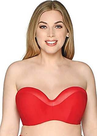 Curvy Kate Damen Bikinihose Rot rot 38