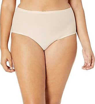 8b2fbe612758 Chantelle Womens Soft Stretch One Size Full Brief Plus, Nude Blush, OS