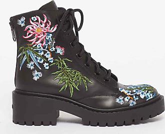 Kenzo Sea Lily Pike boots