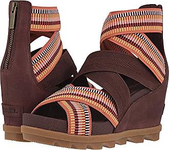 5a7519c37 Sorel Joanietm II Strap (Elderberry) Womens Shoes