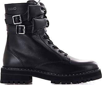 Liu Jo Fashion Womens S69053P010222222 Black Ankle Boots | Autumn-Winter 19