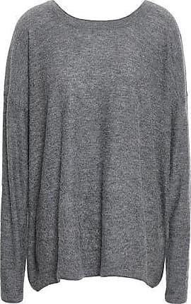c2ec3ed2dbdf14 Woman Oversized Cashmere Sweater Anthracite Size XS