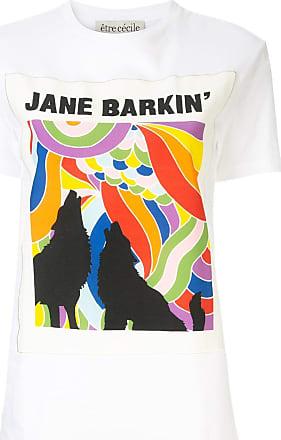 être cécile Jane Barkin T-shirt - White