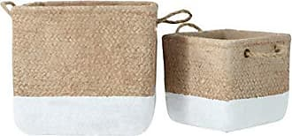 Urban Trends Collection s 59819 Basket, White