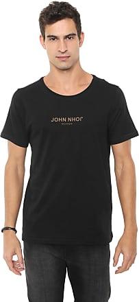 John John Camiseta John John Downside Preta
