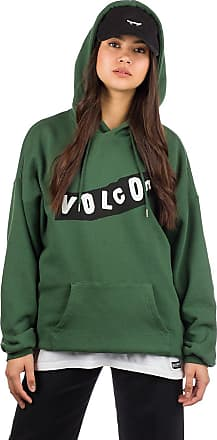 Volcom Roll It Up Hoodie green