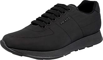 Prada Mens 4E3355 Black Nylon Trainers/Sneaker UK 10.5 / EU 44.5