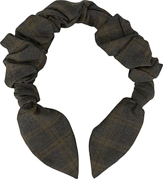 0711 twisted scarf handle - Brown