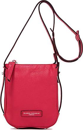 Gianni Chiarini medium-size ilary crossbody bag color fuchsia