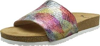 Think Womens Bluza_282321 Closed Toe Sandals, Multicolour 99, 6 UK