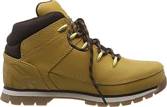 Timberland Euro Sprint, Unisex Adults Ankle Boots Classic Boots, Yellow (Wheat Tec Tuff), 5.5 UK (39 EU)