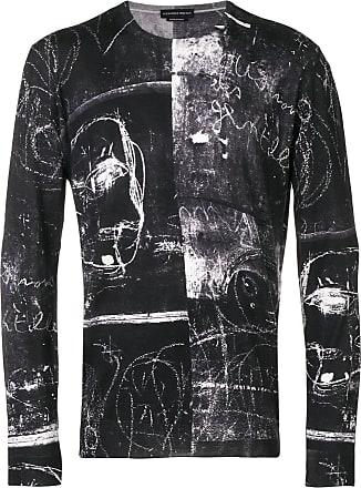 Alexander McQueen John Deakin jumper - Black