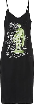 Proenza Schouler PSWL printed stretch slip dress