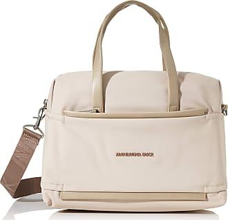 Mandarina Duck Daphne Tracolla Womens Cross-Body Bag, Beige (Irish Cream), 1x1x1 Centimeters (W x H x L)