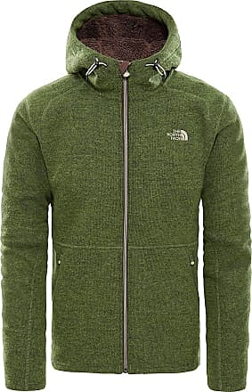 453a2255dbff The North Face The North Face Zermatt Full Zip H - Fleecejacke für Herren -  Grün
