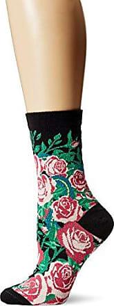 Ozone Womens Garden Of Eden Sock,Black,9-11