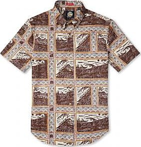 Reyn Spooner Mens Molokai to Oahu Tailored Shirt
