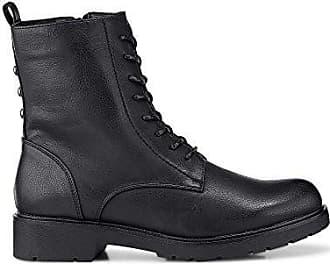 bd0fcf4d172eca Cox Damen Trend-Stiefelette schwarz Synthetik 39