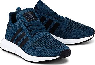 best service 27ccc 071e1 adidas Sneaker Swift Run J in blau, Halbschuhe für Mädchen Gr. 36