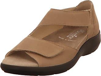 7a6dd8f6b45 Semler Womens Fashion Sandals Beige Size  8 UK