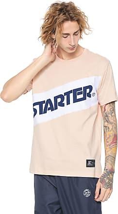Starter Camiseta Starter Colors Collec Laranja