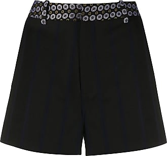 Zadig & Voltaire pattern waist shorts - Black