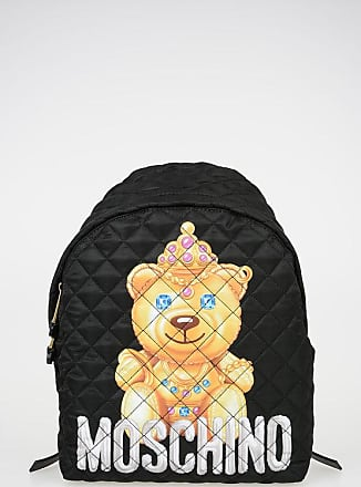 Moschino Bear Printed Back Pack size Unica