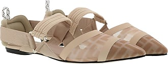 Fendi Sandals - Colibri Ballerinas Rose/Nude - beige - Sandals for ladies