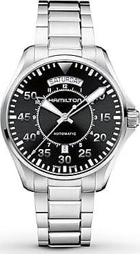 Jared The Galleria Of Jewelry Hamilton Mens Watch Khaki Pilot Day Date Auto H64615135