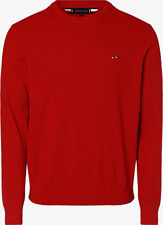 Tommy Hilfiger Herren Pullover rot