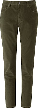 Brax Comfortable Fit trousers design Cooper Fancy Brax Feel Good green
