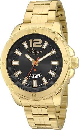 Condor Relógio Masculino Condor Analógico Co2115Wx/4P Dourado