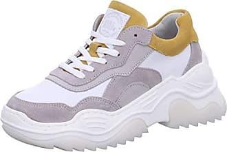 BULLBOXER 211002F5TBKRD Damen Schnürhalbschuh: Schuhe