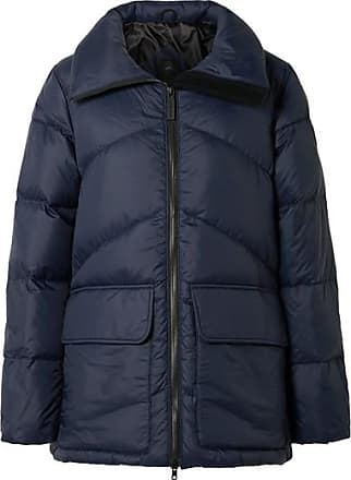 Canada Goose Ockley Quilted Shell Down Parka - Navy