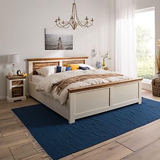 Maison Belfort home24 Lit en bois massif Newhaven