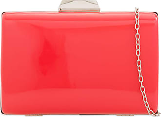 LeahWard Womens Patent Clutch Bags Party Prom Evening Bag Handbags 226 (Coral)