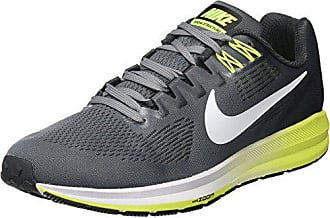 100% authentic 96e05 d2a82 Nike Air Zoom Structure 21, Chaussures de Running Homme, Gris (Gris Froid/