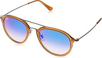 3c5ed4d079 Ray-Ban 4253, Gafas de Sol Unisex, Marrón/Bronce-Cobre/