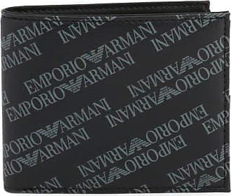 Emporio Armani Billfold Black One Size