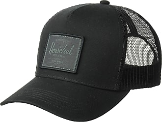 Herschel Herschel Mens Avery Baseball Cap, Black, One Size