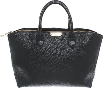 Burberry gebraucht - Burberry-Handtasche aus Leder in Schwarz - Damen - Leder