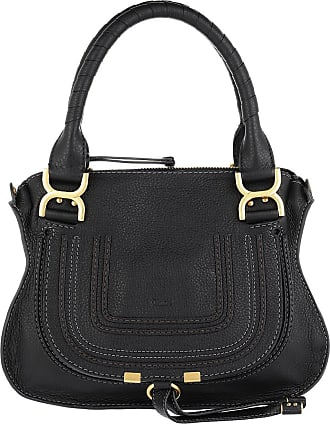 Chloé Marcie Crossbody Bag Black Umhängetasche schwarz