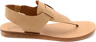 Inuovo Womens Sandal 444003 Scissors Beige Beige Size: 8.5 UK