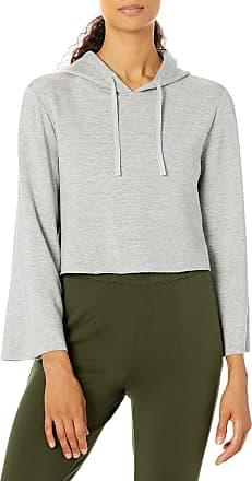 Core 10 Damen novelty-hoodies Soft Workout Cropped Hoodie Sweatshirt Marke